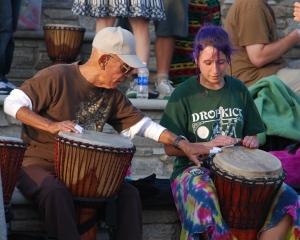 1 huntington beach drum circle 1 blog post
